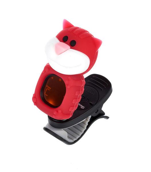 Harley Benton Clip Tuner Cat RD