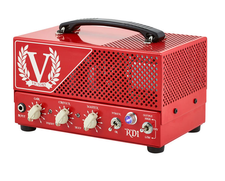 Victory Amplifiers RD1 Rob Chapman Signature Head