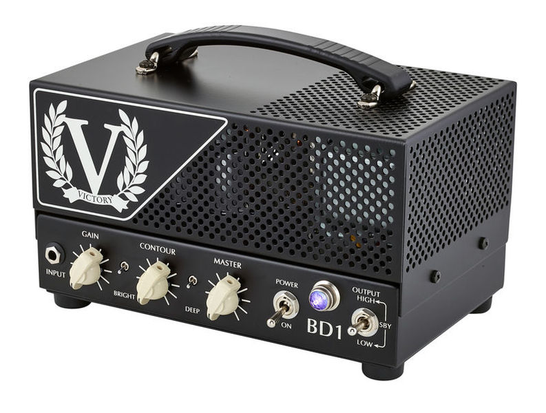 Victory Amplifiers BD1 Head