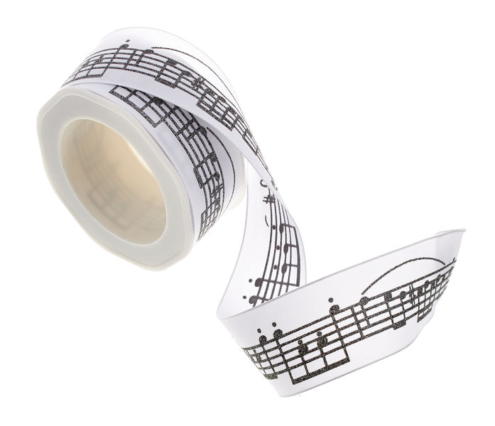 A-Gift-Republic Gift Ribbon White Sheet Music