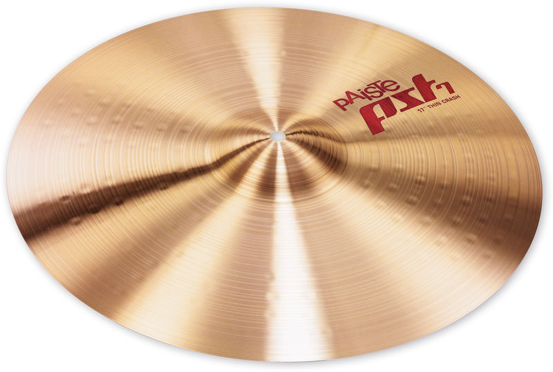 "Paiste PST7 17"" Thin Crash"
