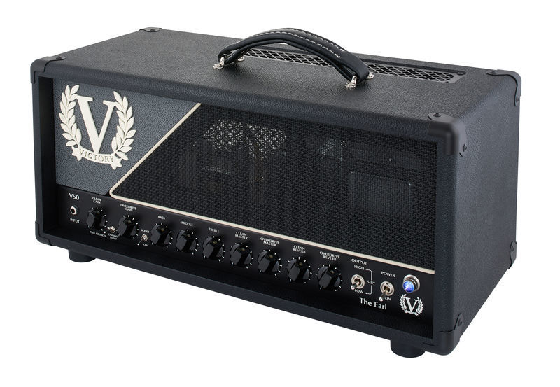 Victory Amplifiers V50 The Earl Head