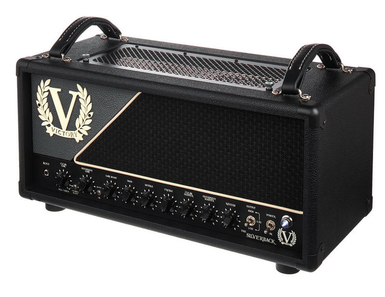 Victory Amplifiers Silverback Head