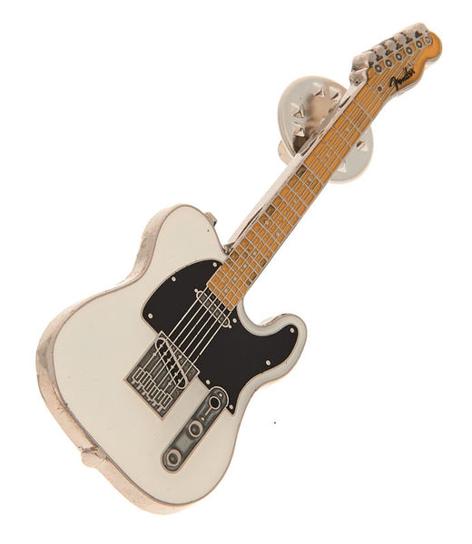 Fender Telecaster Pin White