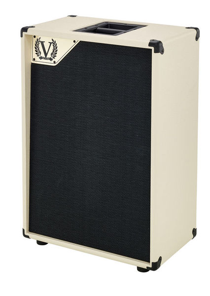 Victory Amplifiers V212VC 2x12 Guitar Cabinet,