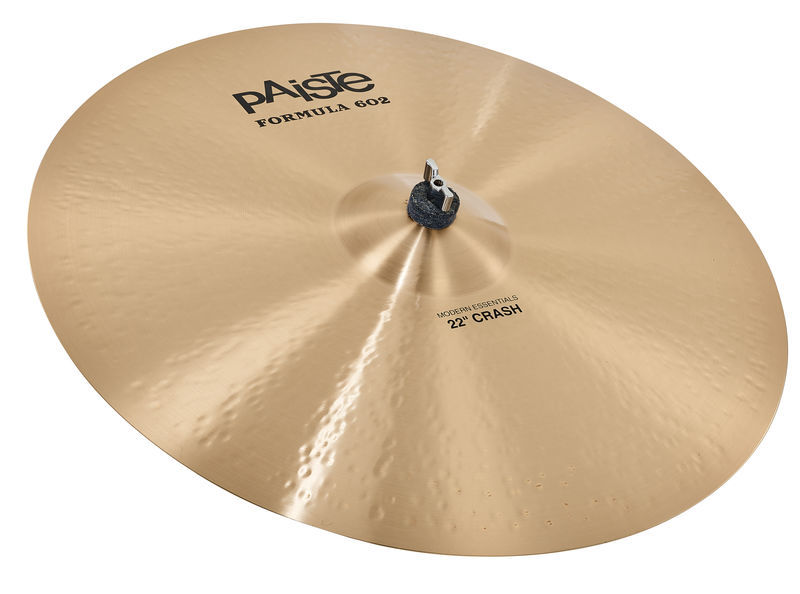 "Paiste 22"" 602 Mod. Essentials Crash"