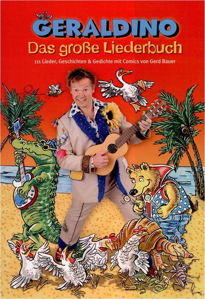 Geraldino Psst Music Das große Liederbuch