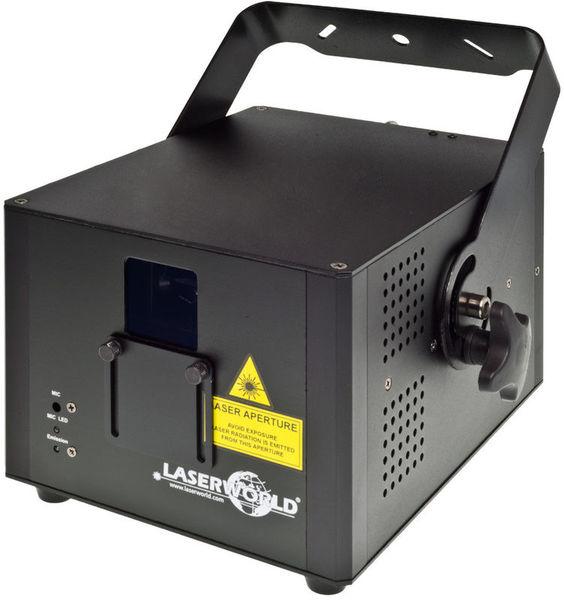 Laserworld CS 2000RGB MKII