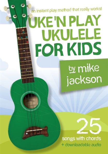 Wise Publications Uke'n Play Ukulele For Kids