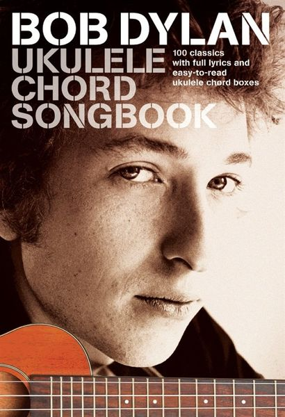 Wise Publications Bob Dylan Ukulele Chord