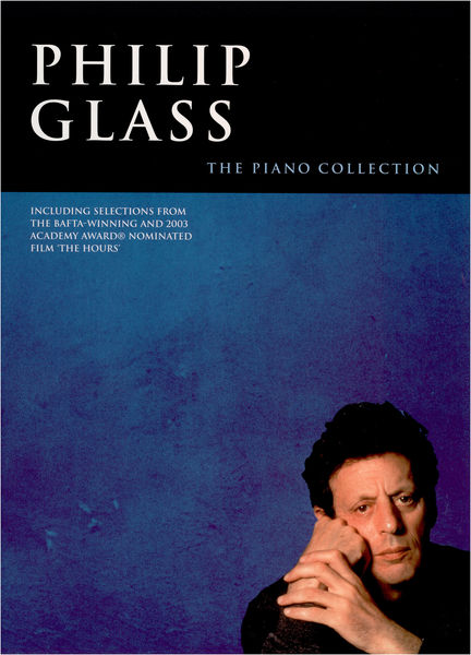 Wise Publications Philip Glass Piano Collection