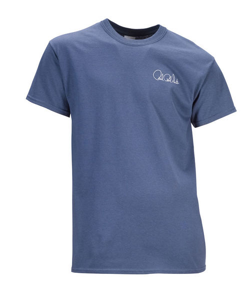 PRS T-Shirt Bolt on Blue M