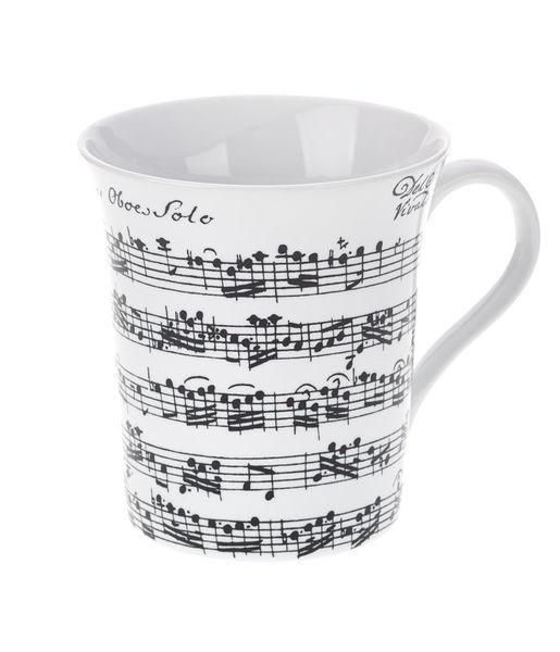 Musikboutique Hahn Jumbo Mug Vivaldi Sonata White