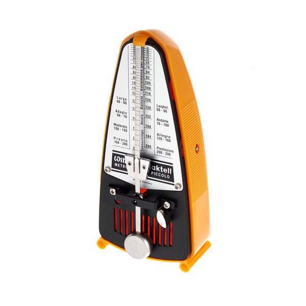 Wittner Metronome Piccolo 830 Orange