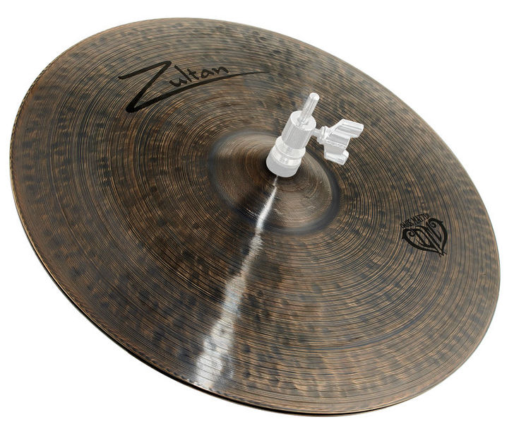 "Zultan 15"" Hi-Hat Dark Matter"