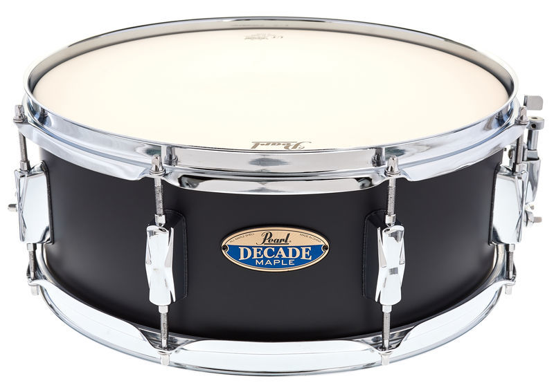 "Pearl Decade Maple 14""x5,5"" Snare BL"