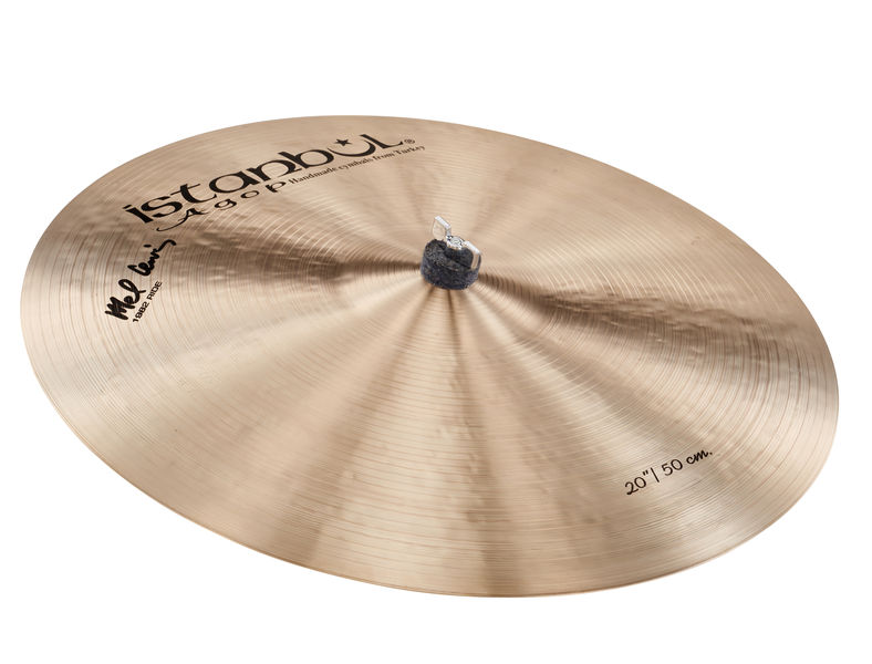 "Istanbul Agop 20"" Mel Lewis 1982 Sign. Ride"
