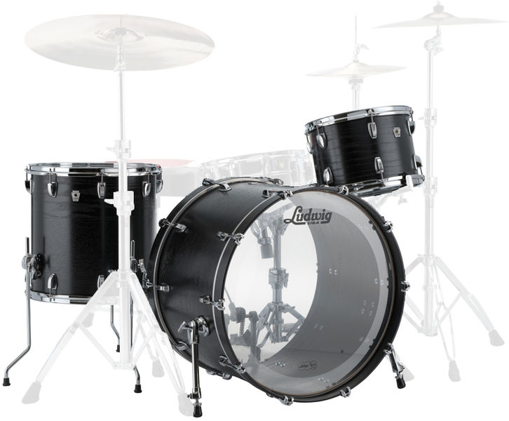 Ludwig Keystone X Pro Beat Night Oak