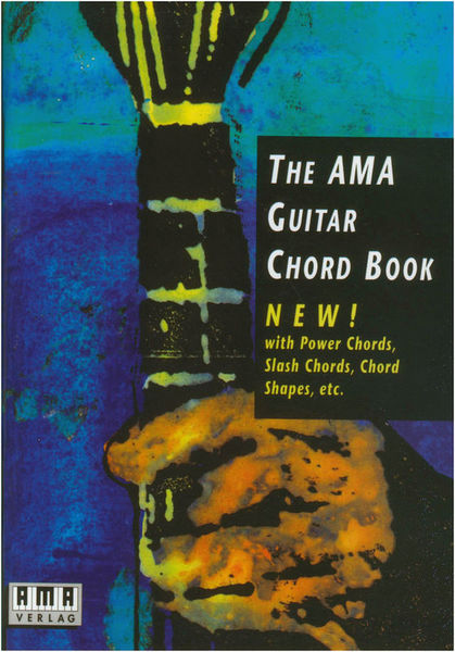 AMA Verlag Guitar Chord Book English