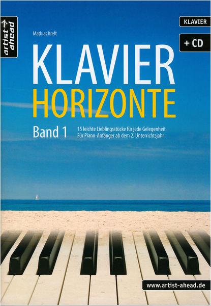 Artist Ahead Musikverlag Klavier-Horizonte 1