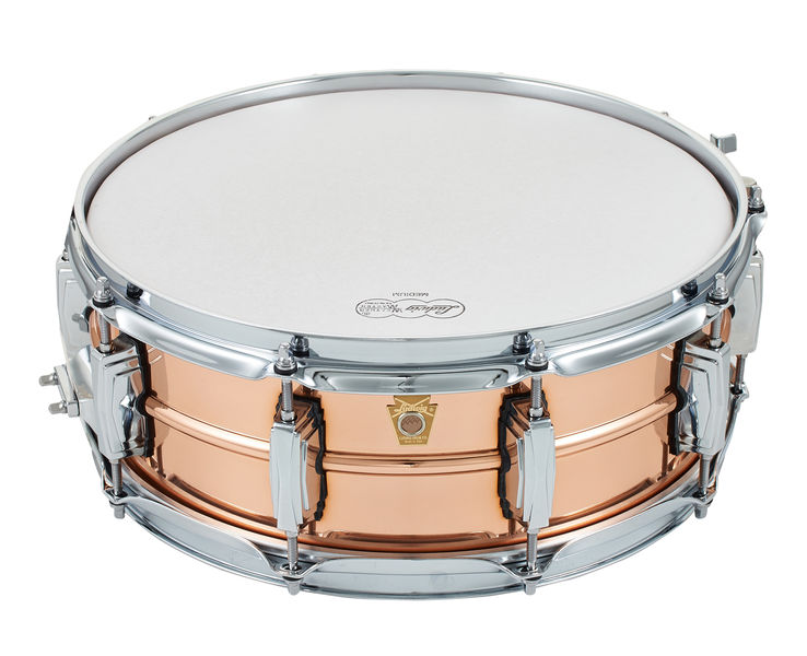 "Ludwig 14""x05"" Copper Phonic"