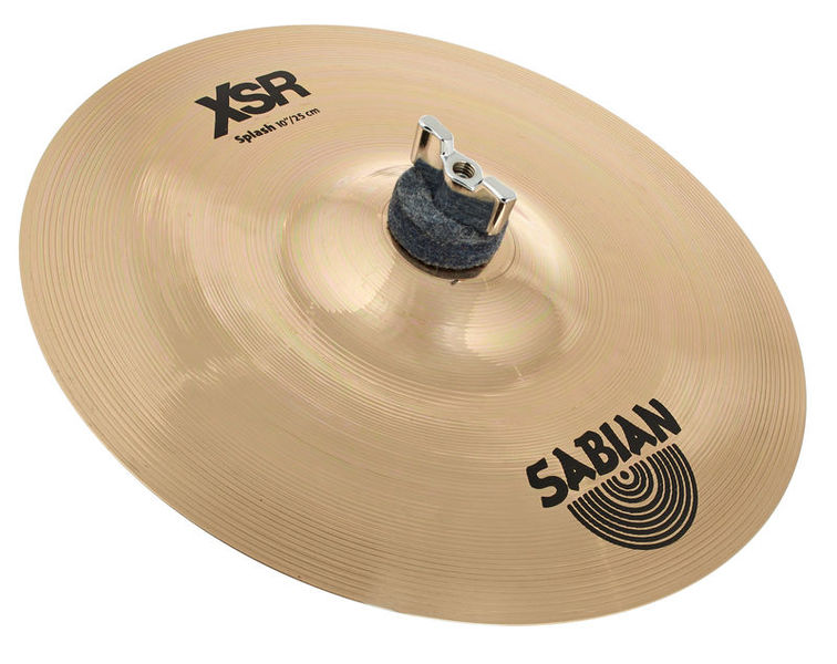 "Sabian 10"" XSR Splash"
