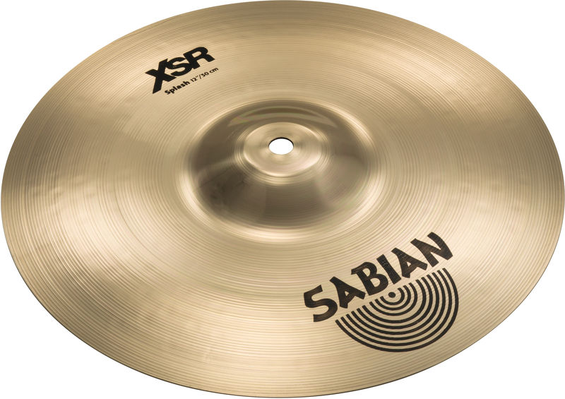 "Sabian 12"" XSR Splash"