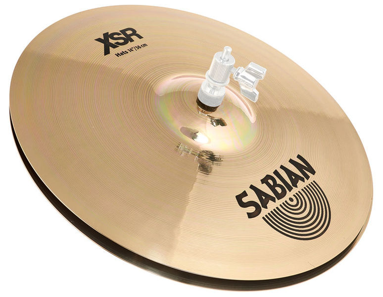 "Sabian 14"" XSR Hi-Hat"