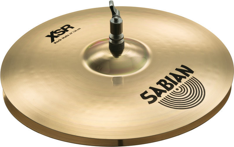 "Sabian 14"" XSR Rock Hi-Hat"