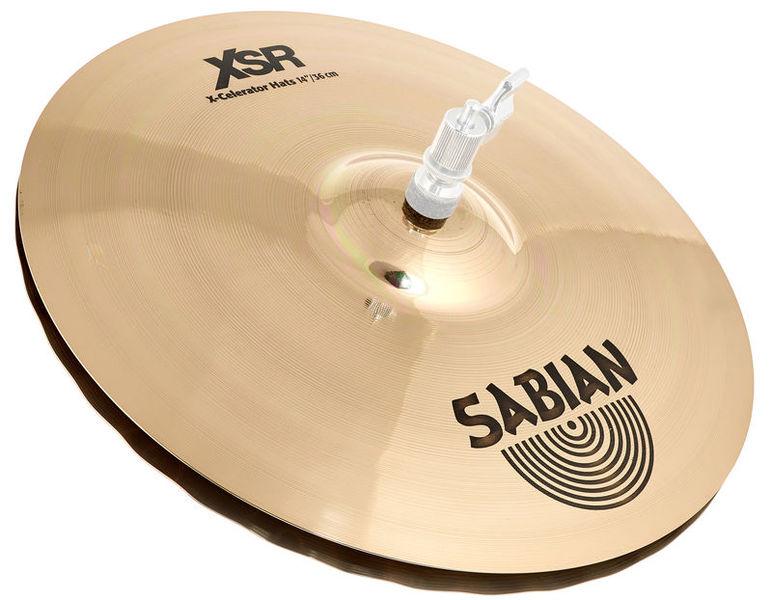 """Sabian 14"""" XSR X-Celerator Hi-Hat"""