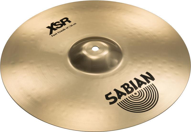 "Sabian 14"" XSR Fast Crash"