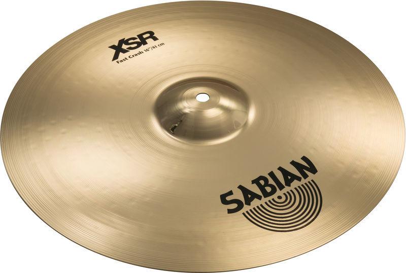 "Sabian 16"" XSR Fast Crash"
