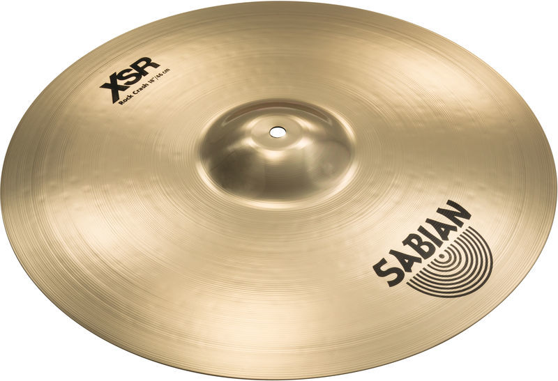 "Sabian 18"" XSR Rock Crash"