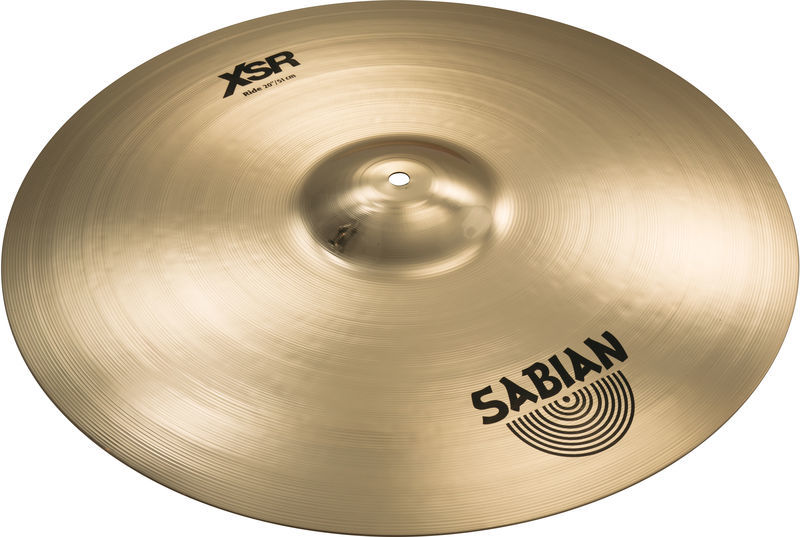 "Sabian 20"" XSR Ride"