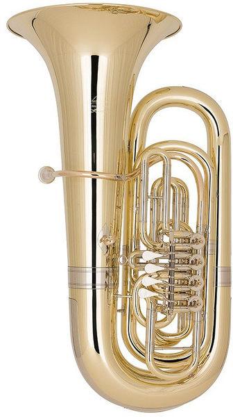 Miraphone 495A07000 Bb- Tuba Hagen 495