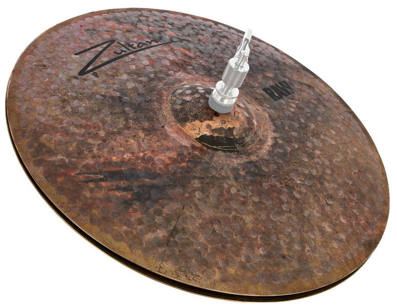 "Zultan 15"" Raw Hi-Hat"