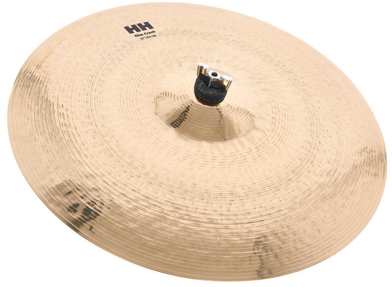 "Sabian 17"" HH Remastered Thin Crash"