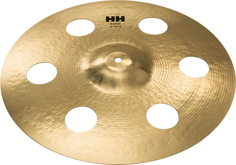 "Sabian 16"" HH Remastered O-Zone Crash"