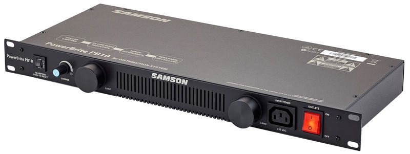 Samson Powerbrite PB10 Black
