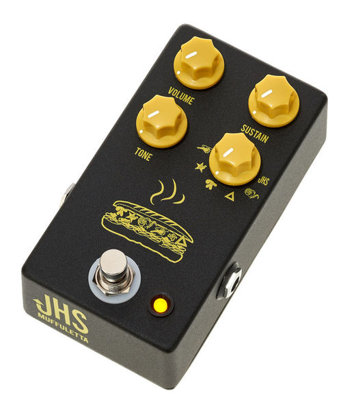 JHS Pedals Muffuletta Distortion Fuzz