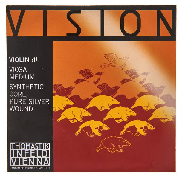 Thomastik Vision Violin D 4/4 medium