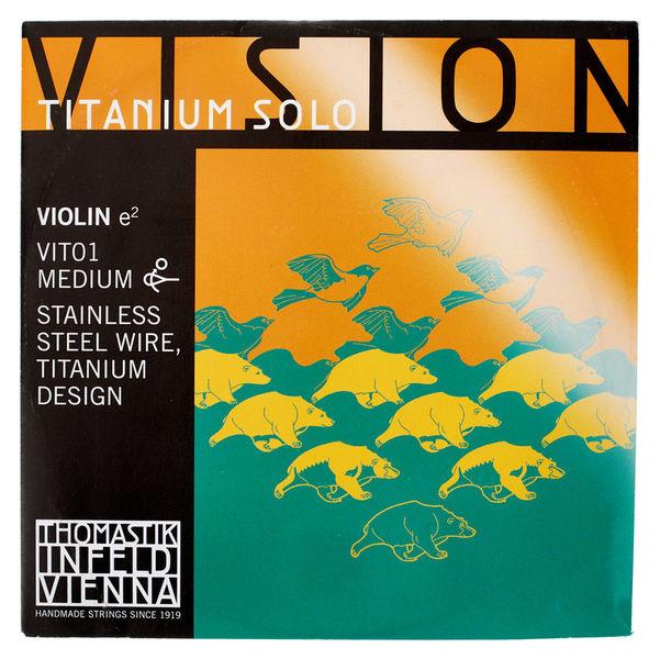 Thomastik Vision Titanium Solo E VIT01