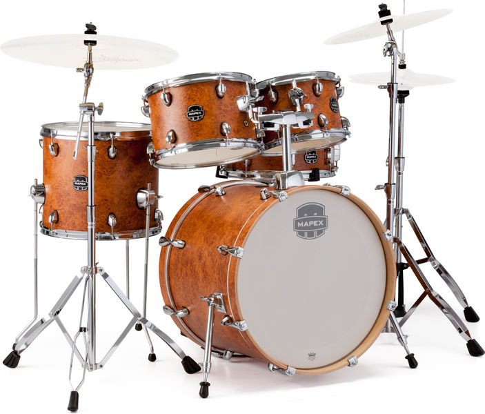 Mapex Storm Studio Set Wood Grain