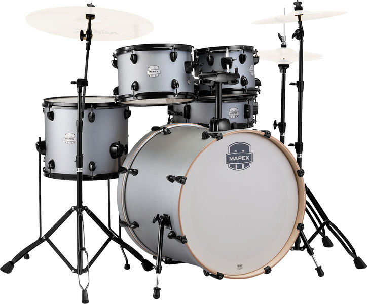 Mapex Storm Fusion Set Iron Grey