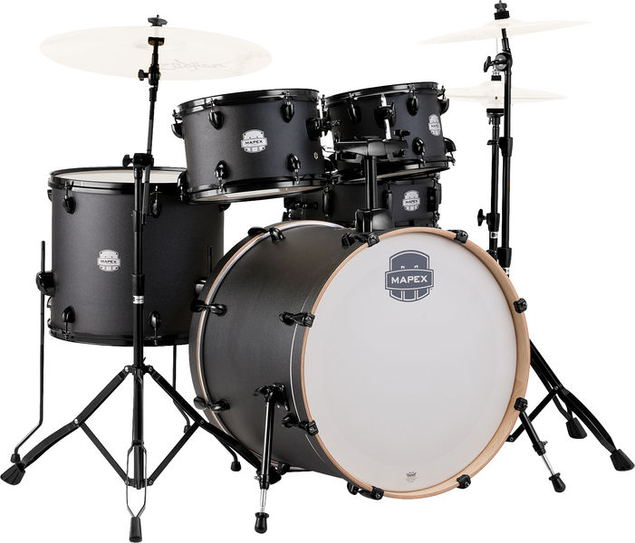 Mapex Storm Fusion Set Deep Black