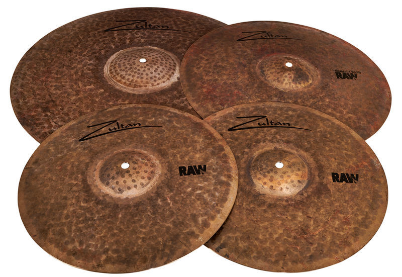 Raw Cymbal Set Zultan