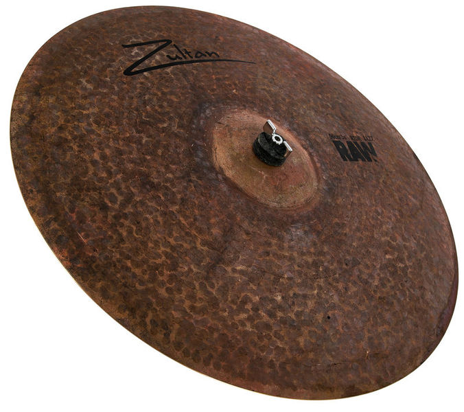 "Zultan 20"" Raw Jazz Ride"