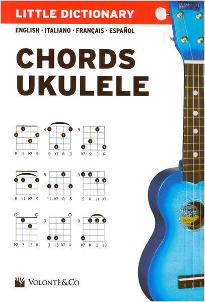 Volonte & Co Dictionary Ukulele Chords