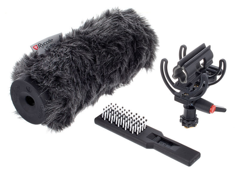 Rycote Deluxe Softie Kit for Rode