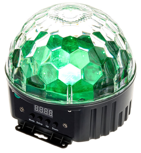Fun Generation LED Diamond Dome RGBW 4in1